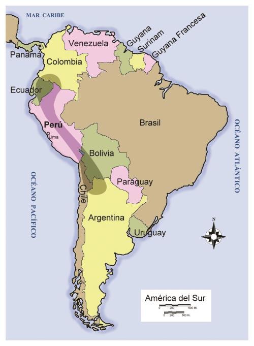 Quechuan Region